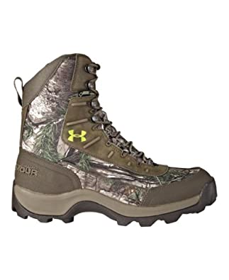 Under Armour Mens UA Brow Tine Hunting Boots - Wide by Under Armour