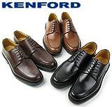 25.0 ブラウン リーガル シューズ ケンフォード KENFORD K644L メンズ ビジネスシューズ Uチップ 紳士靴