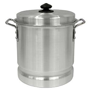 Bayou Classic Bayou Classic Aluminum Tamale Pot - 12 qt. from Barbour International Inc