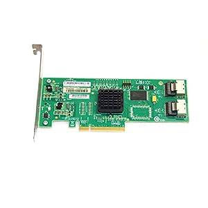 Lsi Logic Controller Card Sas3081E-R Kit Pcie 8Pt 3G Minisas(Kit) Sas Hba