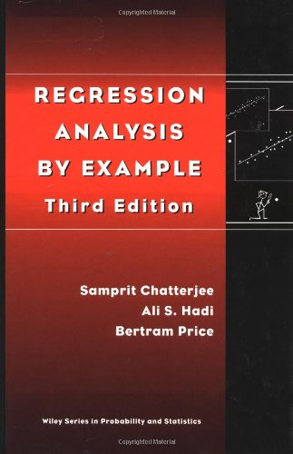 Regression Analysis by Example, 3rd Edition