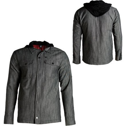 Von Zipper Filler Up Jacket - Men's