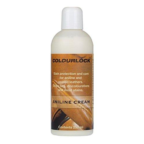 Anilne Leather Cream, 250ml per la cura, protezione e impermeabilizzare di pelle anilina, cerata, grassa o pelle 'pull-up' su mobili, divani, scarpe, giacche, borse e capi di abbigliamento