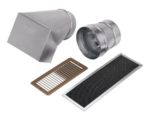 Range Hood Ducting Supplies ~ Broan ndk non duct re circulation kit for pm