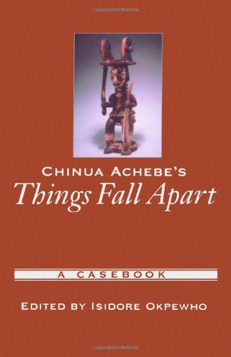 chinua achebes novel things fall apart theology religion essay 28051989 chinua (vol 127) - essay  and mores—especially his first novel, things fall apart  piety in chinua achebe's things fall apart, in.