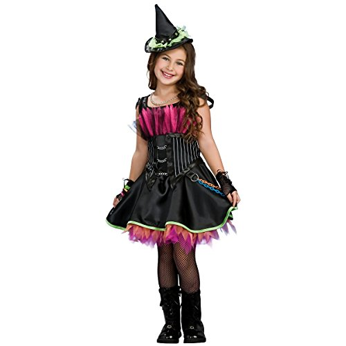 Rockin' Out Witch Child Costume