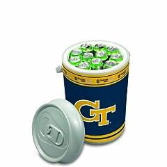 NCAA Georgia Tech Yellow Jackets Mega Can Cooler, 5-Gallon by Picnic Time