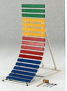 カラー逆上がり補助板(屋外用) D-282