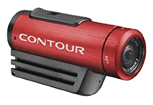 contour roam2 waterproof video camera (red) buy