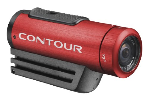 ContourROAM2 Handsfree HD Action Camera - Red (5MP Black Friday & Cyber Monday 2014
