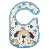 """Bomio Wasserdichtes Baby L�tzchen mit praktischem Klettverschluss """"Hund""""von """"Bomio"""""""
