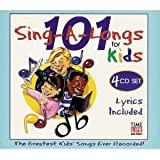 echange, troc Various Artists - 101 Super Sing a Longs for Kids