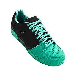 Giro Jacket Shoe - Men\'s Black/Turquoise, 41.0