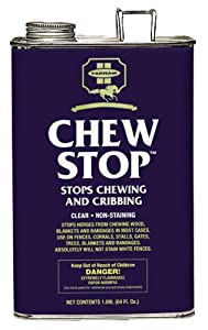 Stop Chewing and Cribbing