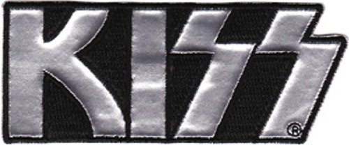 Application Kiss Chrome Logo Patch