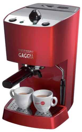 gaggia ri9302 31 siebtr ger espresso rot test. Black Bedroom Furniture Sets. Home Design Ideas