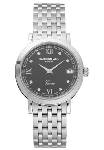 Raymond Weil Men's Toccata Watch #5593-ST-00295 - Buy Raymond Weil Men's Toccata Watch #5593-ST-00295 - Purchase Raymond Weil Men's Toccata Watch #5593-ST-00295 (Raymond Weil, Jewelry, Categories, Watches, Men's Watches, By Movement, Swiss Quartz)