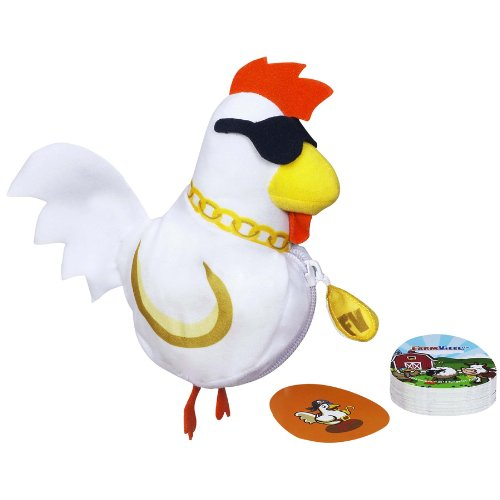Farmville Animal Game Funky Chicken/Go Fish Game - 1