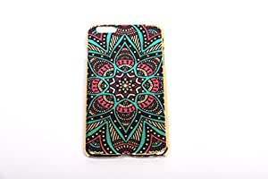 Defunct Bling Gold Plated Case for Apple iPhone 6 4.7inch