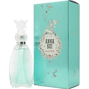 Secret Wish By Anna Sui For Women. Eau De Toilette Spray 1.7-Ounce