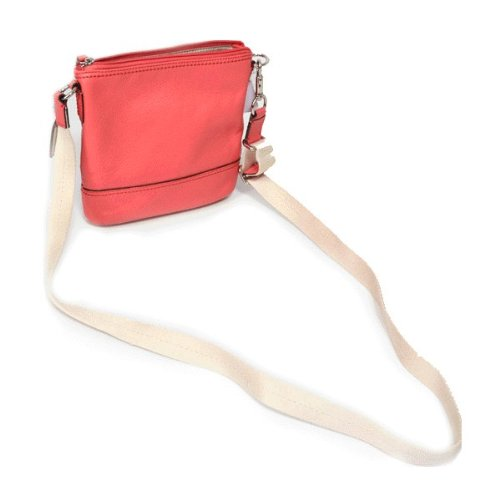 Coach   Coach Park Leather Swingpack Tearose Pink 49170