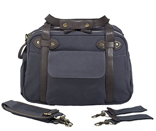 SoYoung Charlie Diaper Bag, Slate