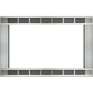 Panasonic 30-Inch Trim Kit for 1.5 cuft Panasonic Stainless Convection Microwave Ovens, NN-TK913S