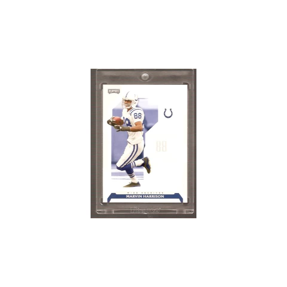 2006 Playoff NFL Football Marvin Harrison Indianapolis