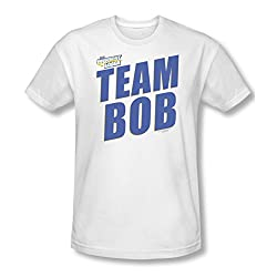 The Biggest Loser Team Bob Slim Fit T-Shirt
