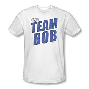 The Biggest Loser Team Bob Slim Fit T-Shirt