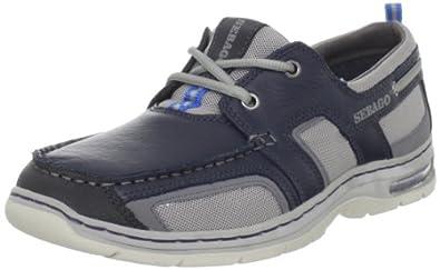 Sebago OFFSHORE CATCH B80102, Herren , Mehrfarbig (Black/Navy/Grey), EU 44.5 (UK 10) (US 10.5)
