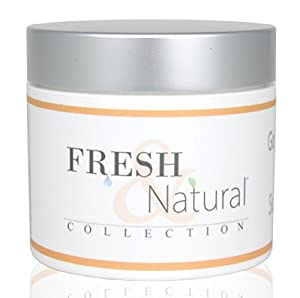 Fresh & Natural Skin Care Super Fruit Body Souffle, Goji Berry/Tarocco Orange, 4 Ounce