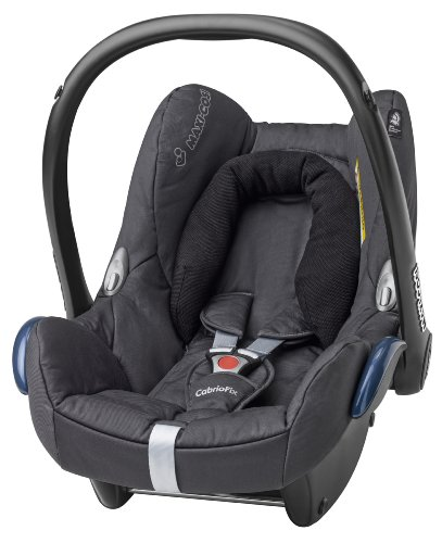 Maxi-Cosi CabrioFix Group 0+ Infant Carrier Car Seat (Crystal Black)
