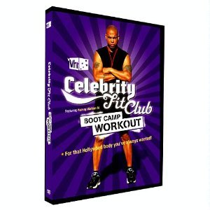 Celebrity Fit Club-Boot Camp Workout-VH1-Harvey Walden IV