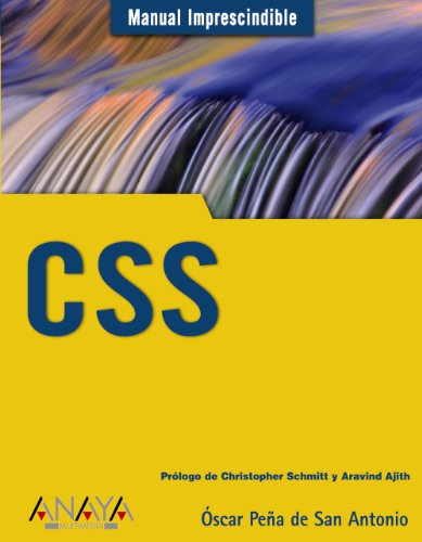 CSS (Manuales Imprescindibles)