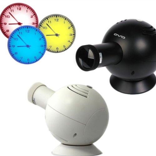 Horloge de projection