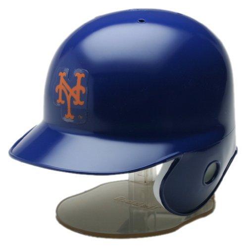 Mlb New York Mets Replica Mini Baseball Batting Helmet