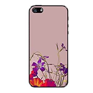 Vibhar printed case back cover for Apple iPhone 6 Plus BOttomFlower
