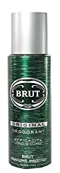 Brut Original Deodorant Spray for Men, 200 ml