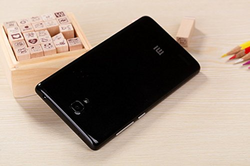 BEST DEALS Best Deals New Premium PC Material Battery Back Case for Xiaomi Redmi Note 3G/4G /Prime Black