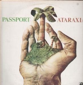 ATARAXIA LP UK ATLANTIC 1978