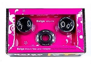 Holga WTL-F7S Tele and Wide Lens Kit for Fujifilm Instax Mini 7s