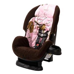 Cosco Scenera Convertible Car Seat Realtree Pink