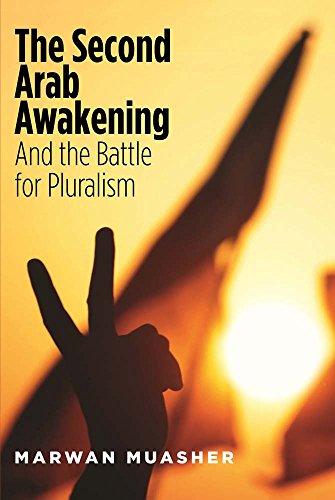 Marwan Muasher ( Author )(Second Arab Awakening and the Battle for Pluralism ) Hardcover