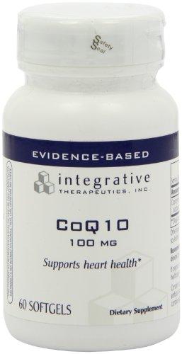 Integrative Therapeutics Coq10 100mg, 60 Softgels