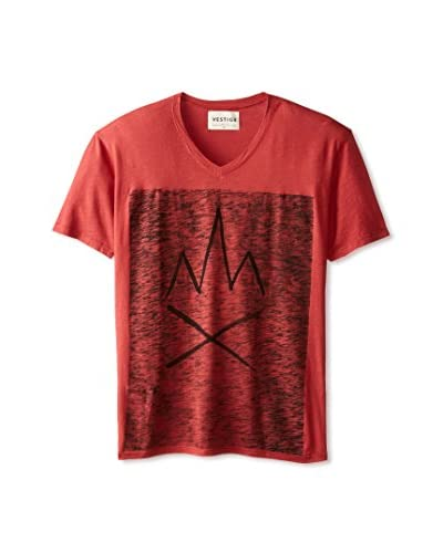 Vestige Men's Fire Glyph Short Sleeve T-Shirt