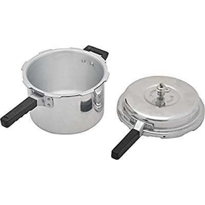 Cooker 12 years warranty, ISI mark,Sona make, 7.5 Liter outerlid
