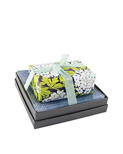 Mudlark Malay Soap Bar & Dish with Gift Box, Multi