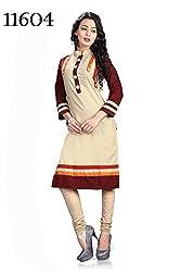 Gogalaxy fashion woman' s cotton kurti at low rate