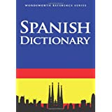 Spanish Dictionary (Wordsworth Reference)by n/a